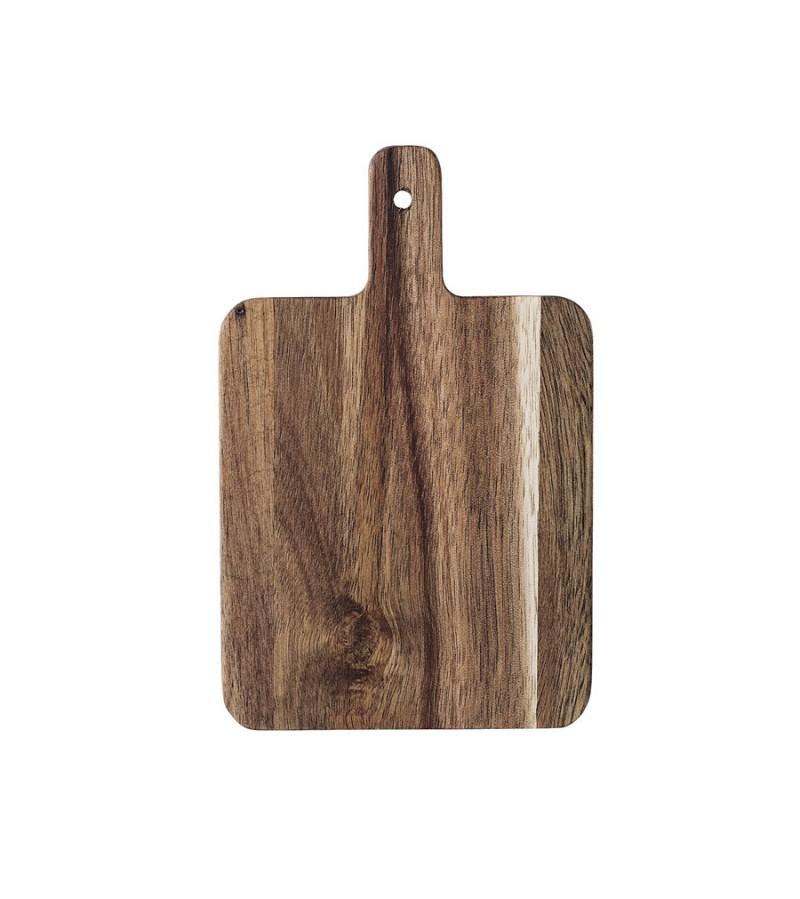 Set 4 tocatoare din lemn de salcam Bloomingville