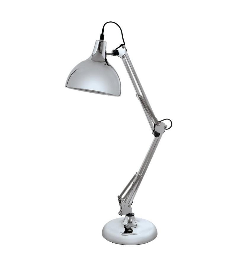 Lampa de birou Borgillio, Eglo, Crom, 94702