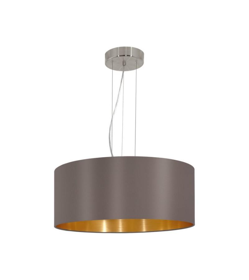 Pendul D53 cm Maserlo, Eglo, Cappuccino, 31608