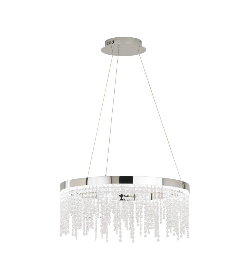 Pendul LED Antelao, Eglo, Crom, 39279
