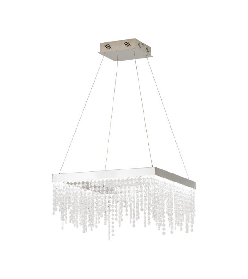 Pendul LED Antelao, Eglo, Crom, 39282