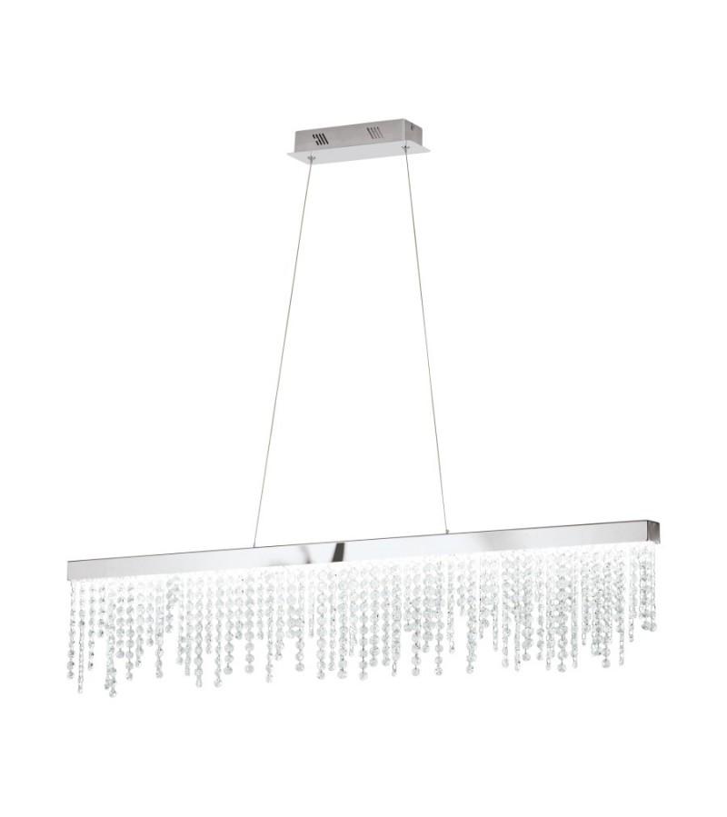 Pendul LED Antelao, Eglo, Crom, 39284