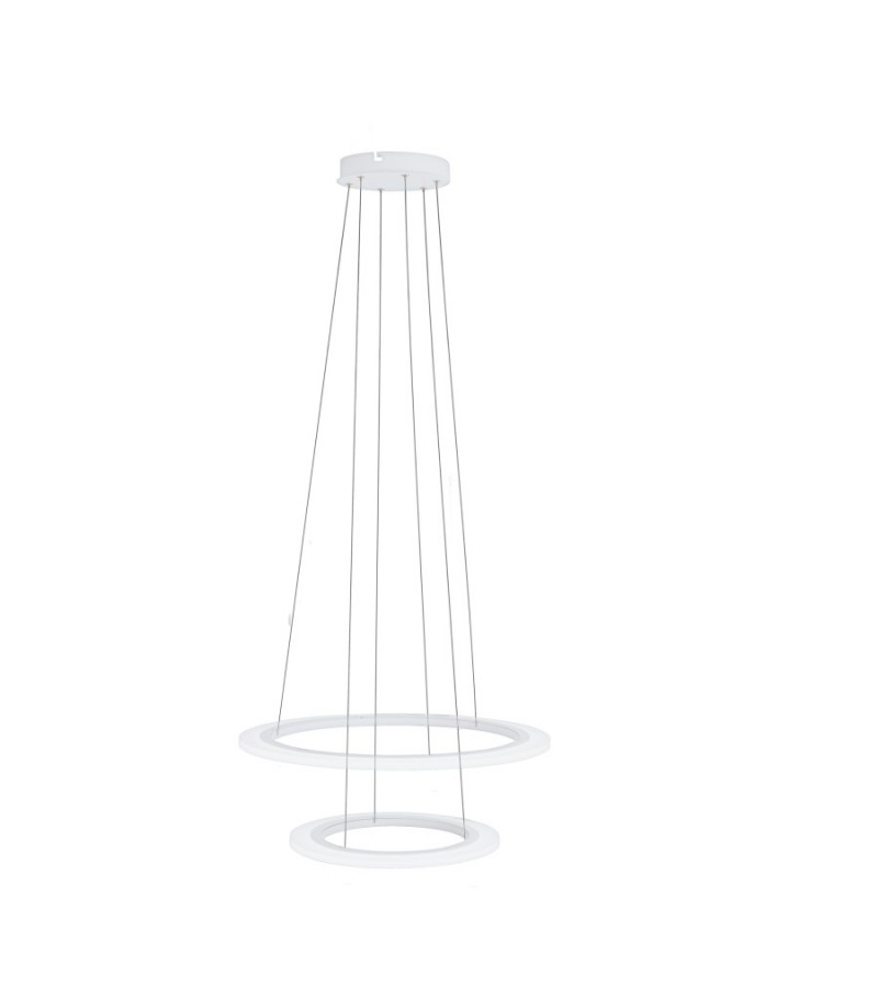 Pendul LED Penaforte, Eglo, Alb, 39273