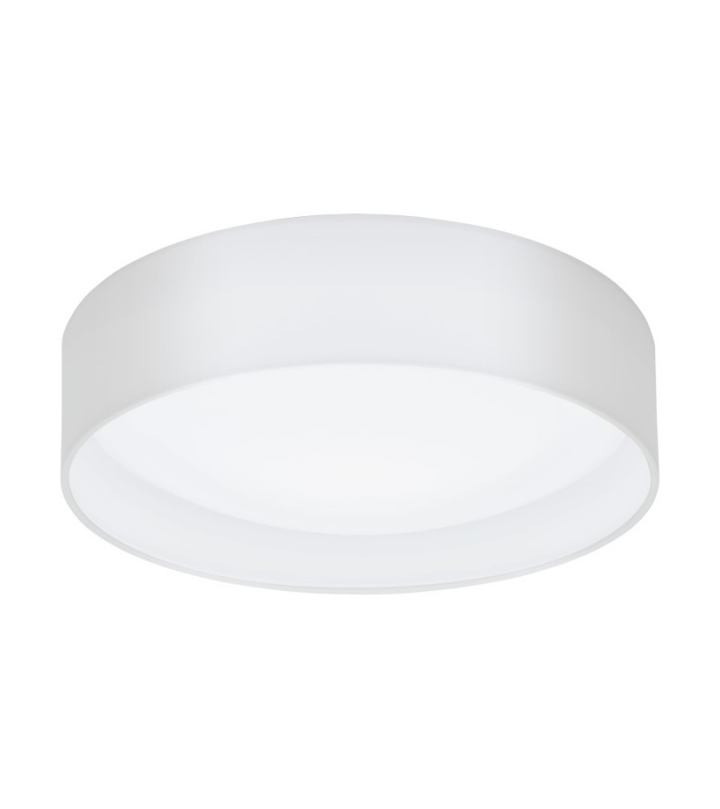 Plafoniera LED Pasteri, Eglo, Alb, 31588