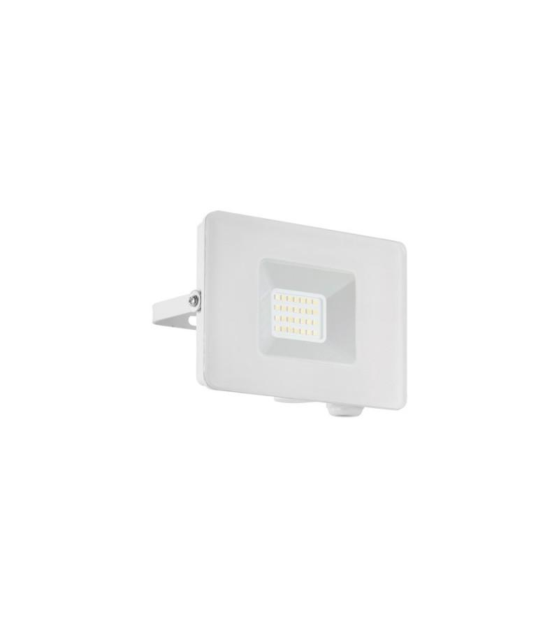 Proiector LED 20W Faedo, Eglo, Alb, 33153