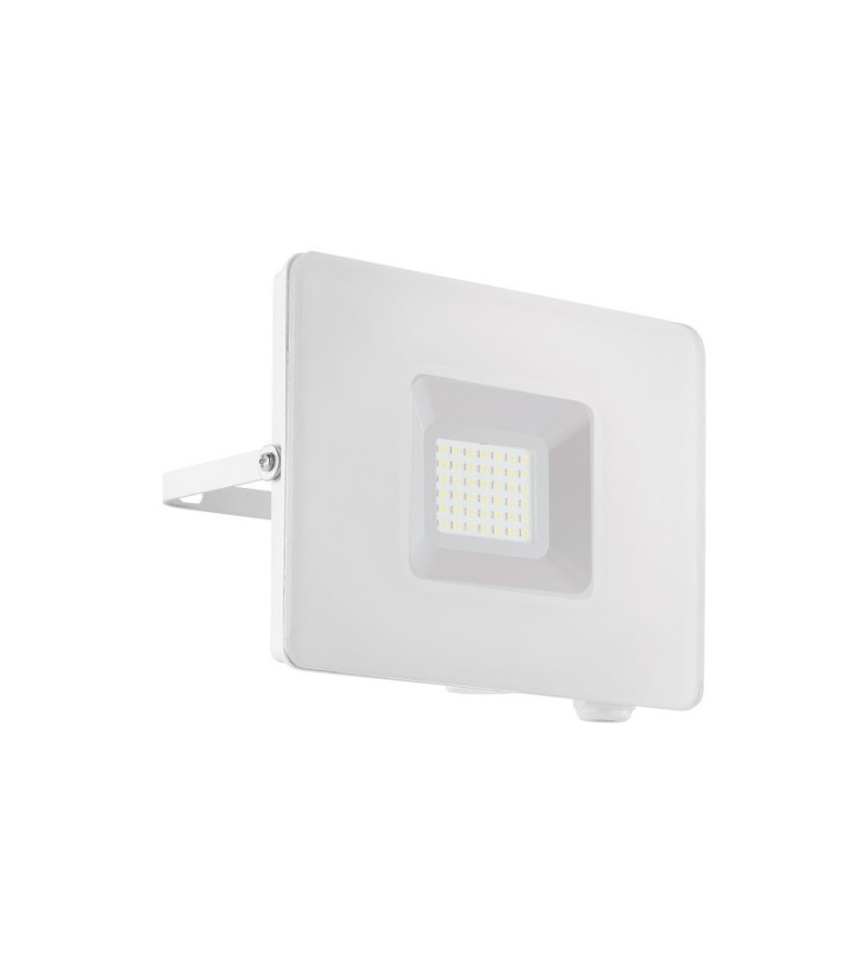 Proiector LED 30W Faedo, Eglo, Alb, 33154