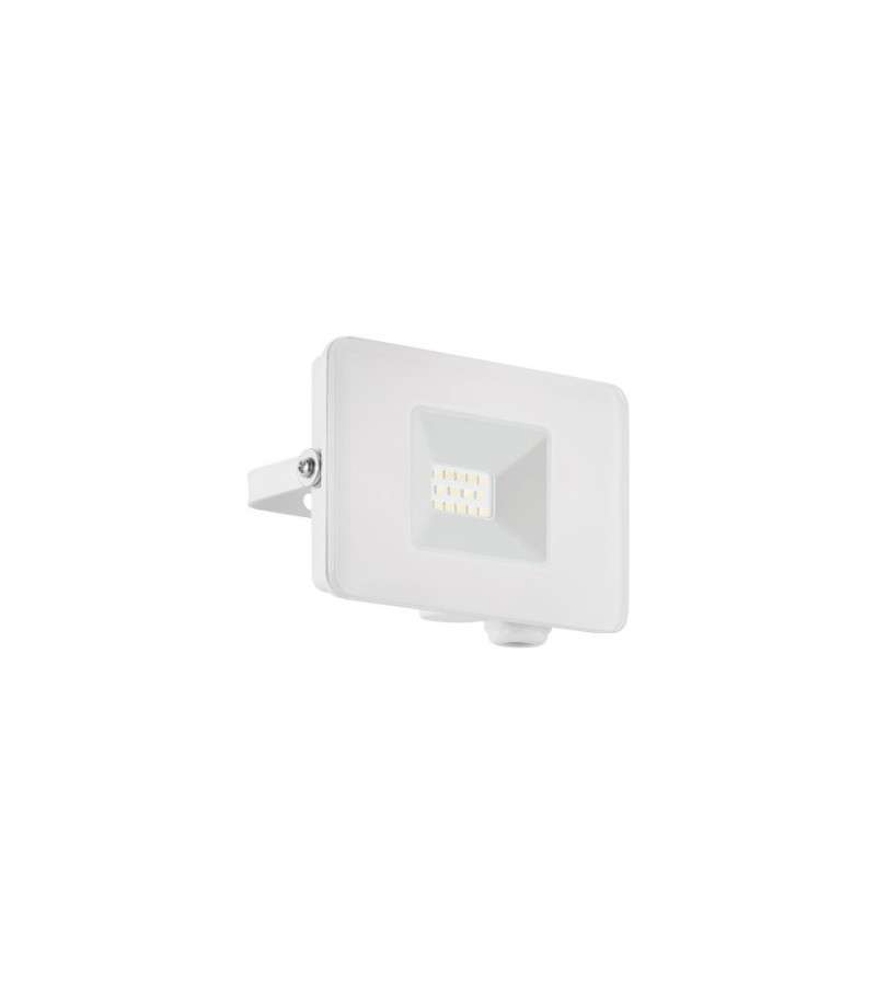 Proiector LED Faedo 10W, Eglo, Alb, 33152